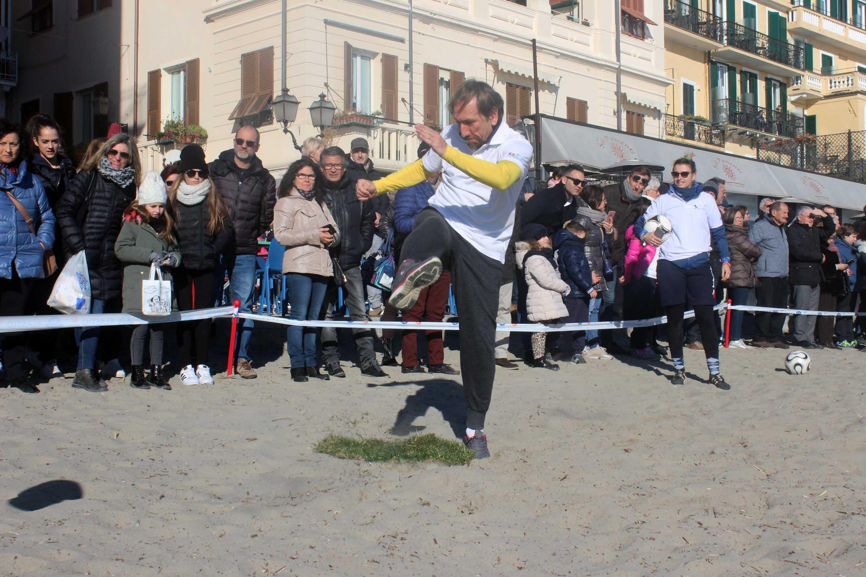 Footgolf di Alassio pro Airc